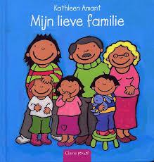 Boek Ik en mijn familie